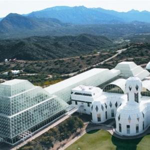 biosphere 2 museum skyview